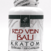 Bali Red Vein Whole Herbs 120ct