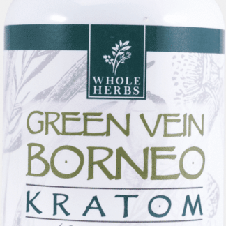 Whole Herbs Borneo 60 count capsule
