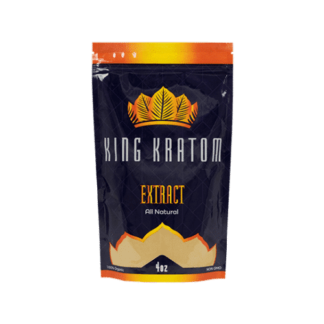 King-Kratom-4oz-bag