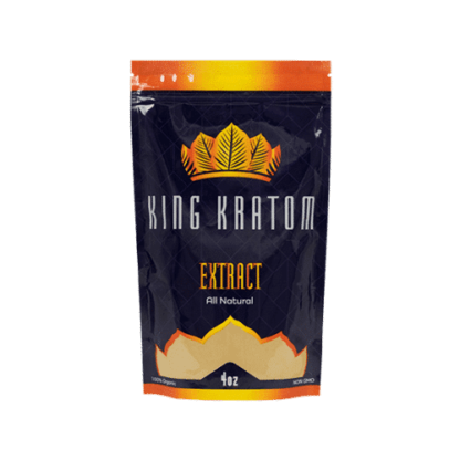King-Kratom-4oz-bag
