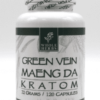 Maeng Da Green Vein Whole Herbs 120ct