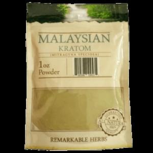 Malaysian Kratom 1oz