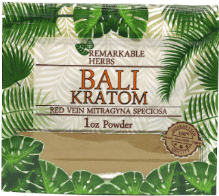 Remarkable Herbs Bali Kratom 1oz