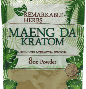 Remarkable Herbs Maeng Da Kratom 8oz