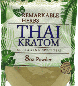 Remarkable Herbs Thai Kratom 8oz